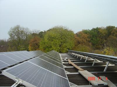 Photvoltaikanlage Jahnishausen 9,6 kW peak