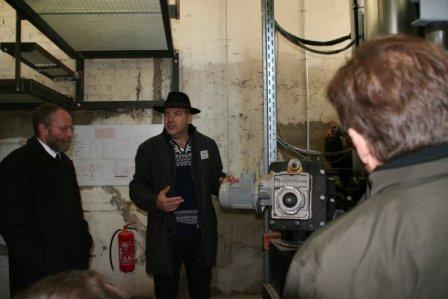 solarunterstützes Biomasseheizwerk