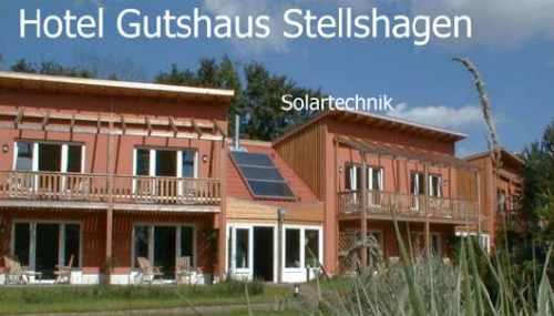 Hotel Gutshaus Stellshagen