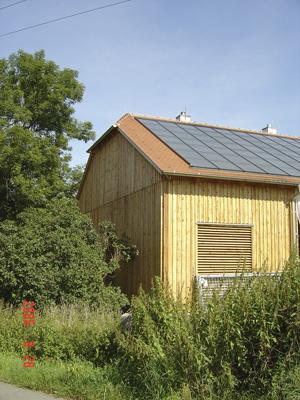 Heizhaus Jahnishausen